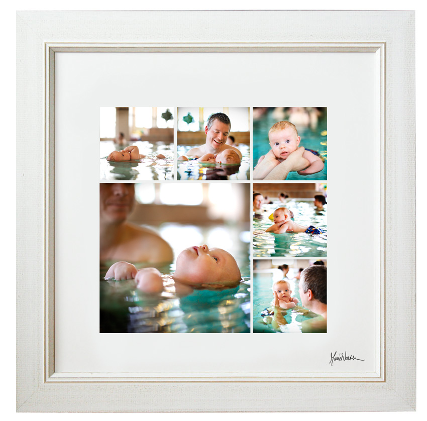 Barnfotografering babysim barnporträtt barnfotograf