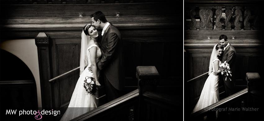Bröllopsfotografering, Örenäs slott, St Ibbs